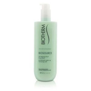 ビオテルム Biotherm クレンジング ビオスルス ピュリファイング & メイクアップ リムービング ミルク For Normal/Combination Skin 400ml/13.52oz|belleza-shop