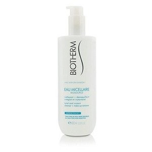 ビオテルム Biotherm クレンジング ビオスルス オー ミスレール トータル & インスタント クレンザー / メイクアップ リムーバー For All Skin Types 400ml/|belleza-shop