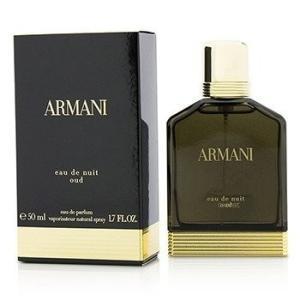 ジョルジオアルマーニ Giorgio Armani 香水 アルマーニ オード ニュイ ウード オードパルファム スプレー 50ml/1.7oz|belleza-shop