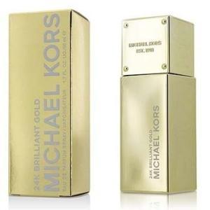 マイケルコース Michael Kors 香水 24K ブリラント ゴールド オードパルファム スプレー 50ml/1.7oz|belleza-shop