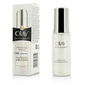 オーレイ Olay 美容液 ホワイト ラディアンス ミラクル ブースト ルミナス プレ エッセンス 40ml/1.33oz|belleza-shop
