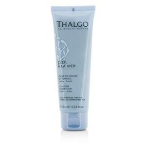 タルゴ Thalgo クレンジング エベイユ ア ラ メール クレンジング クリーム フォーム For Normal to Combination Skin 125ml/4.22oz|belleza-shop
