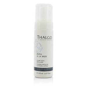タルゴ Thalgo クレンジング エベイユ ア ラ メール フォーミング マイセラー クレンジング ローション For All Skin Types (Salon Size) 150ml/5.07oz|belleza-shop