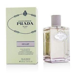 プラダ Prada 香水 レ インフュージョンズ オエイレット オードパルファム スプレー 100ml/3.4oz|belleza-shop