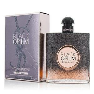 イブサンローラン Yves Saint Laurent 香水 ブラック オピウム フローラル ショック オードパルファム スプレー 90ml/3oz|belleza-shop