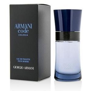ジョルジオアルマーニ アルマーニ コード コロニア オードトワレ スプレー 50ml|belleza-shop