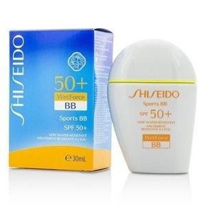 資生堂 Shiseido サンケア、タンニング スポーツ BB SPF50+ ベリー ウォーター レジスタント - # Dark 30ml/1oz|belleza-shop