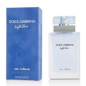 ドルチェ&ガッバーナ Dolce & Gabbana 香水 ライト ブルー オー インテンス オードパルファム スプレー 50ml/1.6oz|belleza-shop
