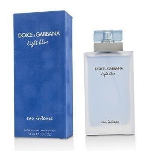ドルチェ&ガッバーナ Dolce & Gabbana 香水 ライト ブルー オー インテンス オードパルファム スプレー 100ml/3.3oz|belleza-shop