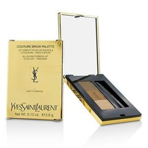 イブサンローラン Yves Saint Laurent アイブロウ ブロウ クチュール パレット - #1 Light To Medium 3.8g/0.13oz belleza-shop