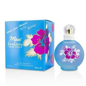 ブリトニースピアーズ Britney Spears 香水 マウイ ファンタジー オードトワレ スプレー 100ml/3.3oz|belleza-shop