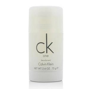 カルバンクライン Calvin Klein ロールオン CK-One デオドラントスティック 75ml/2.5oz|belleza-shop