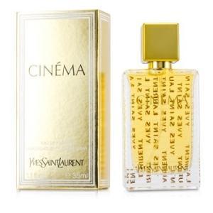 イブサンローラン Yves Saint Laurent 香水 シネマ オードパルファム スプレー 35ml/1.1oz|belleza-shop