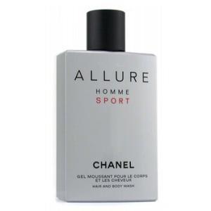 シャネル Chanel シャワージェル メンズ アリュールオム スポーツ ヘアー&ボディウォッシュ(男性用) (Made in USA) 200ml/6.8oz|belleza-shop
