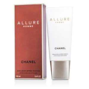シャネル Chanel シェービング メンズ アリュール アフターシェーブ モイスチャライザー(男性用) 100ml/3.3oz belleza-shop