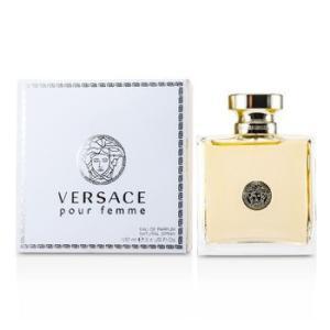 ベルサーチ Versace 香水 ベルサーチ シグネチャー オードパルファム ナチュラル スプレー 100ml/3.4oz|belleza-shop