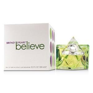 ブリトニースピアーズ Britney Spears 香水 ビリーブ オードパルファム スプレー 100ml/3.4oz|belleza-shop