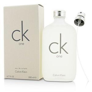 カルバンクライン Calvin Klein 香水 CK One オードトワレ スプレー 200ml/6.7oz|belleza-shop