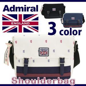 admiral ショルダーバッグ アドミラル レディース ショルダー バッグ メンズ|bellezza