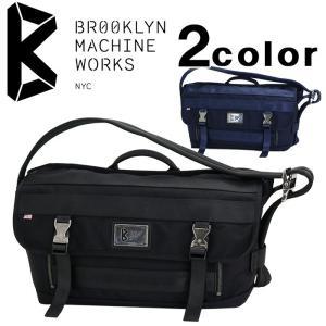 ブルックリンマシンワークス BROOKLYN MACHINE WORKS ショルダーバッグ|bellezza