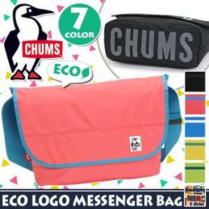 メンズ メッセンジャーバッグ A4 チャムス メッセンジャー CHUMS  正規品|bellezza