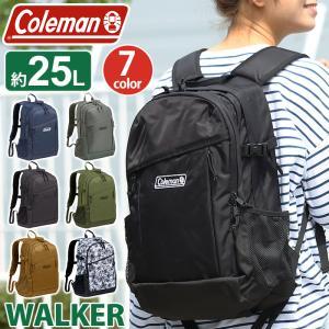Coleman コールマン リュック 25 ウォーカー 25L 正規品 リュックサック バックパック...