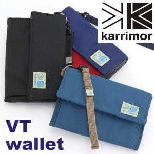 カリマー karrimor 財布 VT wallet 正規品 三つ折り財布 メンズ レディース 男女...
