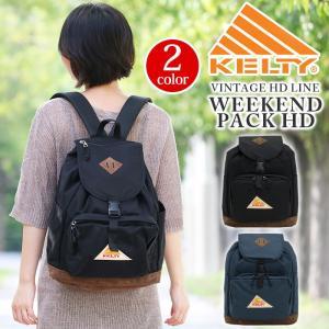 バックパックのパイオニア的ブランドである「KELTY」 コーデュラナイロン素材に底をスエード皮で補強...