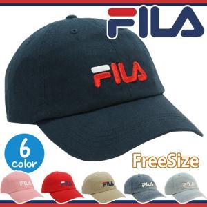 キャップ フィラ FILA コットン 帽子 男女兼用 フリーサイズ メンズ スポーツ bellezza