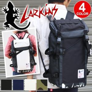 37e85aceae LARKINS ≪ポイント10倍≫ ラーキンス リュック リュックサック デイパック バックパック フラップ フラップリュック