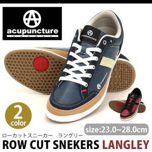 アキュパンクチャー acupuncture Langley スニーカー シューズ|bellezza