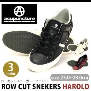 アキュパンクチャー acupuncture Harold スニーカー シューズ|bellezza