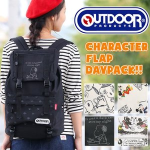 d38895af455b PRODUCTS OUTDOOR リュック リュックサック アウトドアプロダクツ 送料無料 デイパック コラボ スヌーピー