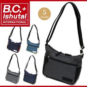 B.C.+Ishutal ショルダーバッグ ビーシー イシュタル 送料無料 トラベルバッグ|bellezza