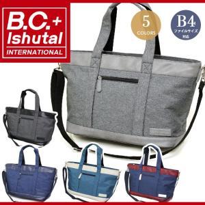 B.C.+Ishutal トートバッグ ビーシー イシュタル 2WAY ボストン|bellezza