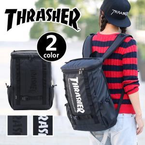 滑らかで防水性の高いポリエステル900D PUコーティング素材を使用した「THRASHER」の新作ス...