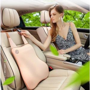 腰枕 腰あて クッション 腰クッション 高質 低反発 車 椅子  シートクッション 腰サポート  プ...