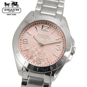 87bc8a60a9da コーチ COACH 腕時計 TRISTEN MINI トリステン レディース ピンク文字盤 コーチ COACH 14501782