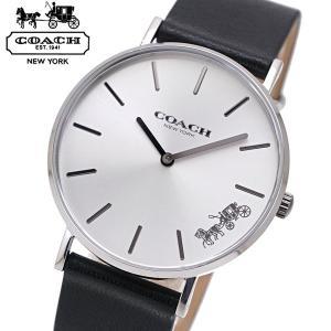 コーチ COACH 腕時計 レディース ペリー PERRY 36mm シルバー文字盤 14503115|bellmart