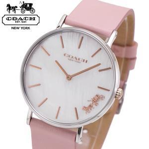 コーチ COACH 腕時計 レディース ペリー PERRY 36mm ホワイトシェル文字盤 14503244|bellmart
