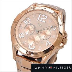 トミーヒルフィガー TOMMY HILFIGER 腕時計 マルチファンクション レディース 1781171|bellmart