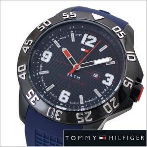 トミーヒルフィガー TOMMY HILFIGER 腕時計 メンズ 1790984|bellmart