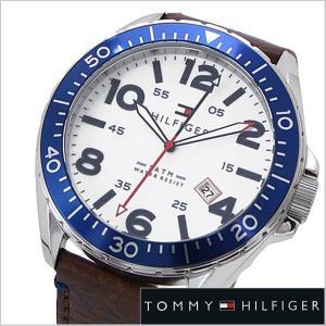 トミーヒルフィガー TOMMY HILFIGER 腕時計 メンズ 1791132|bellmart