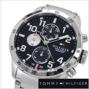 トミーヒルフィガー TOMMY HILFIGER 腕時計 マルチファンクション メンズ 1791141|bellmart