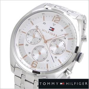 トミーヒルフィガー TOMMY HILFIGER 腕時計 マルチファンクション メンズ 1791186|bellmart