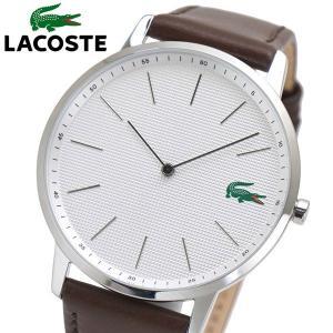 ラコステ LACOSTE 腕時計 メンズ 41mm ホワイト文字盤 2011002 bellmart