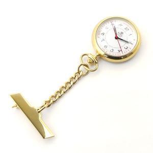 ロイヤルロンドン ROYAL LONDON  ナースウォッチ 懐中時計 ポケットウォッチ/クォーツ イエローゴールド 21019-02|bellmart|02