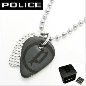 ポリス POLICE ネックレス/ペンダント・ステンレススチール 22760PSS01 bellmart