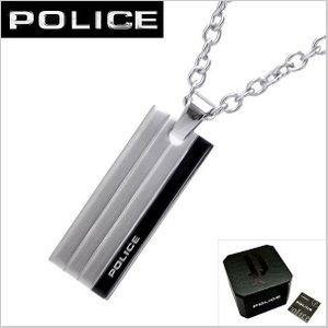 ポリス POLICE ネックレス/ペンダント・ステンレススチール 25503PSS01 bellmart