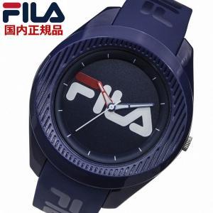 FILA フィラ ウォッチ FILASTYLE フィラスタイル メンズ レディース ユニセックス ネイビー 腕時計 38-160-005 bellmart